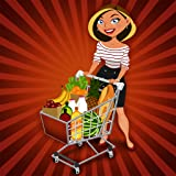 Shopping Cart Madness : The grocery store crazy sale day - Free Edition