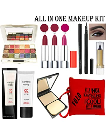Make Up Kit: Buy Make Up Kit online at best prices in India
