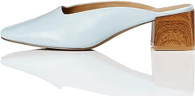 find. - Close Toe Mule, Scarpe col Tacco Punta Chiusa Donna