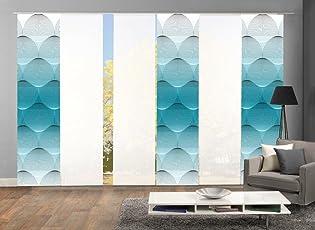 schiebevorh nge. Black Bedroom Furniture Sets. Home Design Ideas
