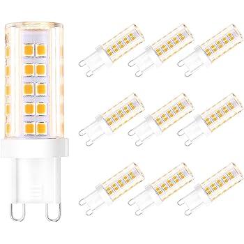 Creyer G9 LED Lampen Kein Flackern /420 lumens/ 5W ersetzt 40W ...