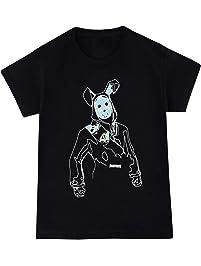 525dd46453b Fortnite Camiseta de Manga Corta para Niños