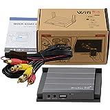 Mirabox 5G Maison Wifi écran/voiture Wifi Mirrorlink Boîte pour Ios10/Ios9 AirPlay, Android OS, Miracast Allshare Cast, la duplication d'écran avec RCA (CVBS) et sortie HDMI