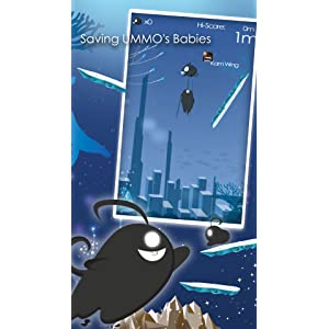 UMMO·:Mystery Water Filled Planet Jumping Adventure: Amazon