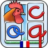 Dictée Montessori - Apprend à lire et l'orthographe !