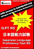 JLPT N5 Kanji book sorted by frecuency with access to the babelpoint.org dictionaries (English Edition)