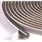Qipuneky 6 m Winddicht Stofdicht Deur Raam Frame Seal, Weer Strippen Deur Seal Strip, voor Schuifdeuren Isolatie, Windows Fra