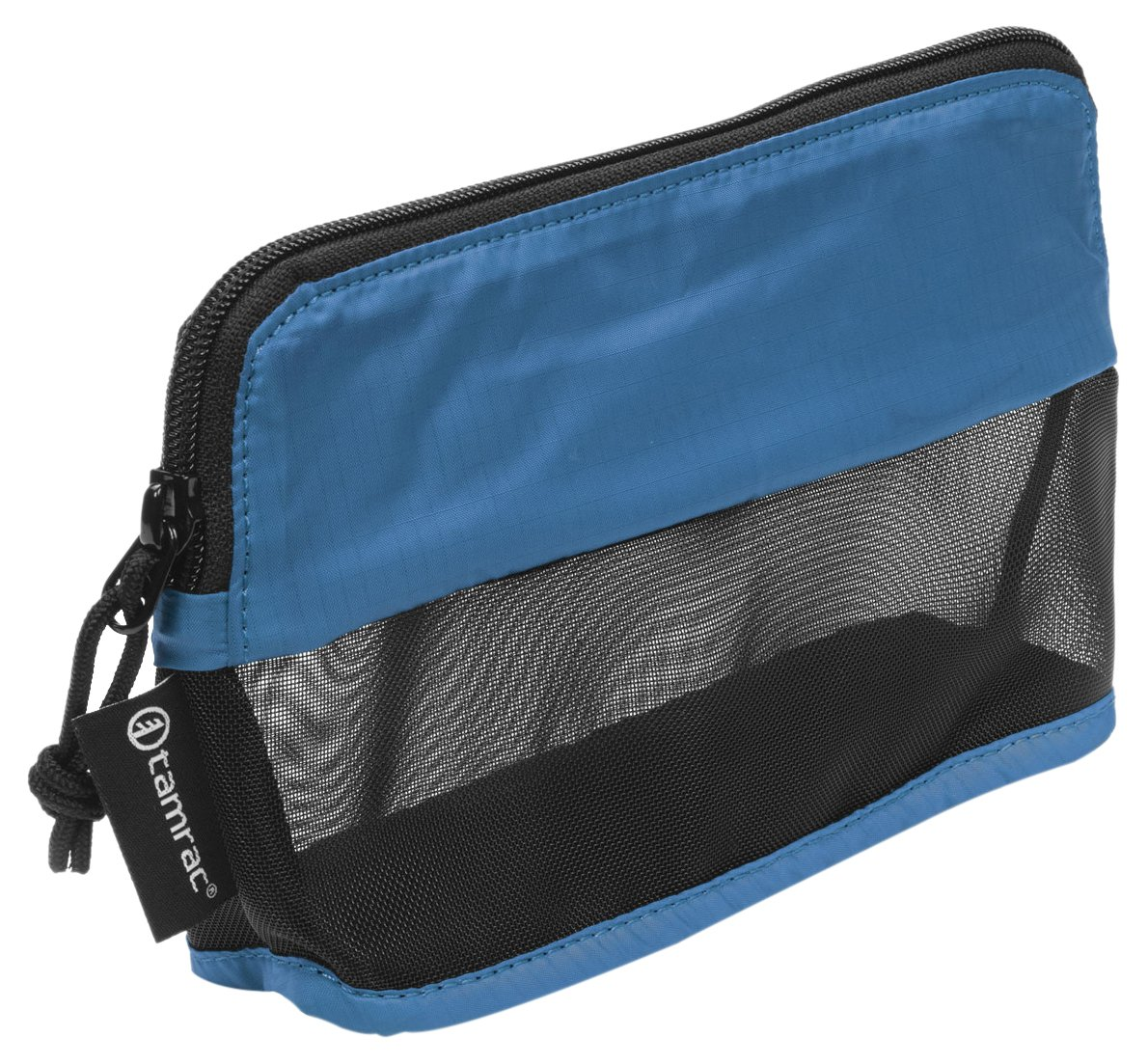 Tamrac Goblin Accessory Pouch 1.0 Pouch Black,Blue - equipment cases (Pouch, Black, Blue, Nylon)