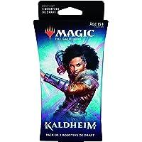 Magic The Gathering Kaldheim Pack de 3 boosters de Draft, 45 Cartes Magic-Version française