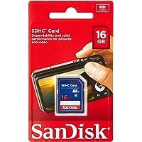 SanDisk SDHC 16GB Class 4 Speicherkarte