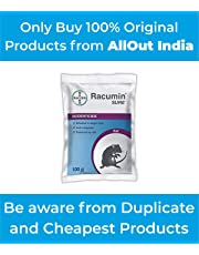Bayer Rocumin Sure Bait-100Gms for Rat Control Pack of 5 Pouches