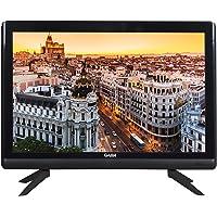 "TV 22"" GABA GLV2201 LED résolution HD 1680 x 1050 – 60 Hz – USB – DVBT2/DVB-C/DVB-S – HDMI – VGA – SCART – Ci+."