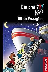 Die drei ??? Kids, 76, Blinde Passagiere