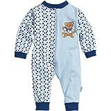 Playshoes Schlafoverall Single-Jersey Bär Pijama para Bebés