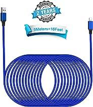 Color Cable blue