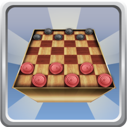 Checkers - Classic Fun Board Game