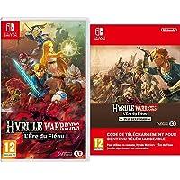 Hyrule Warriors - L'ère du Fléau & Hyrule Warriors : L'Ère du Fléau Pass d'extension | Nintendo Switch – Code jeu à…