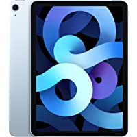 Neu Apple iPad Air (10,9 Zoll, Wi-Fi, 64 GB) - Himmelblau (Neuste Modell, 4. Generation)