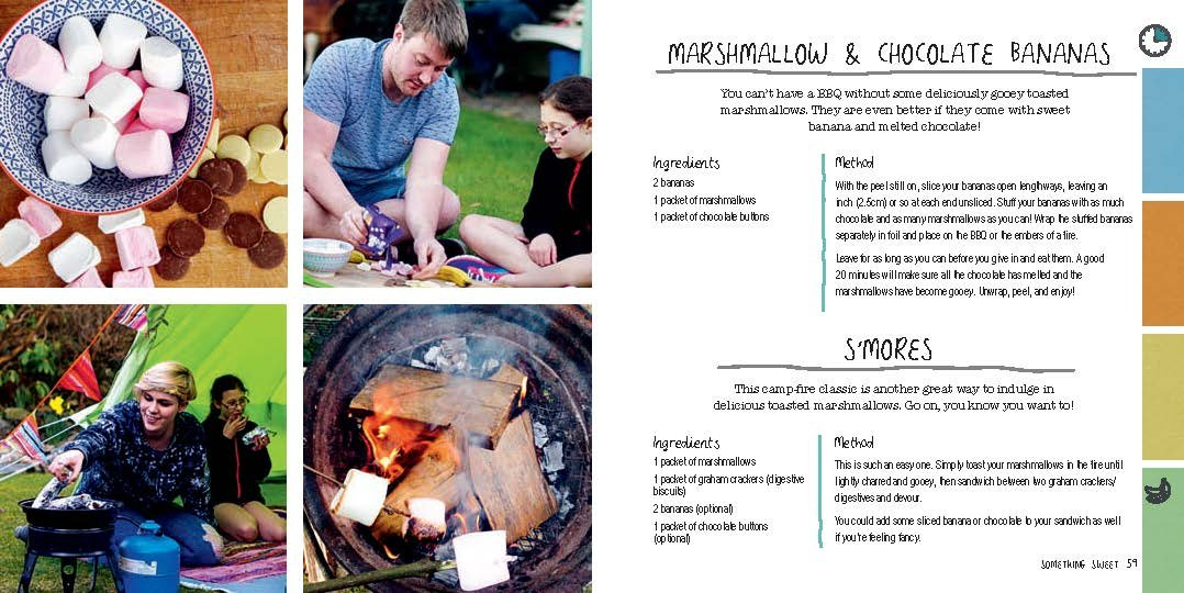 The Clever Camper Cookbook: Over 20 simple dishes to enjoy in the great outdoors 5