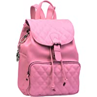Alice Fashion Women Suture Rhombic Backpack Waterproof Anti-theft Lightweight PU Leather Shoulder Diagonal Bag Travel…