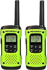 Motorola Solutions T605 Talkabout 2 Pack Bundle