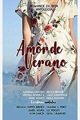 Amor de Verano: Antología Romance en Tinta Versión Kindle