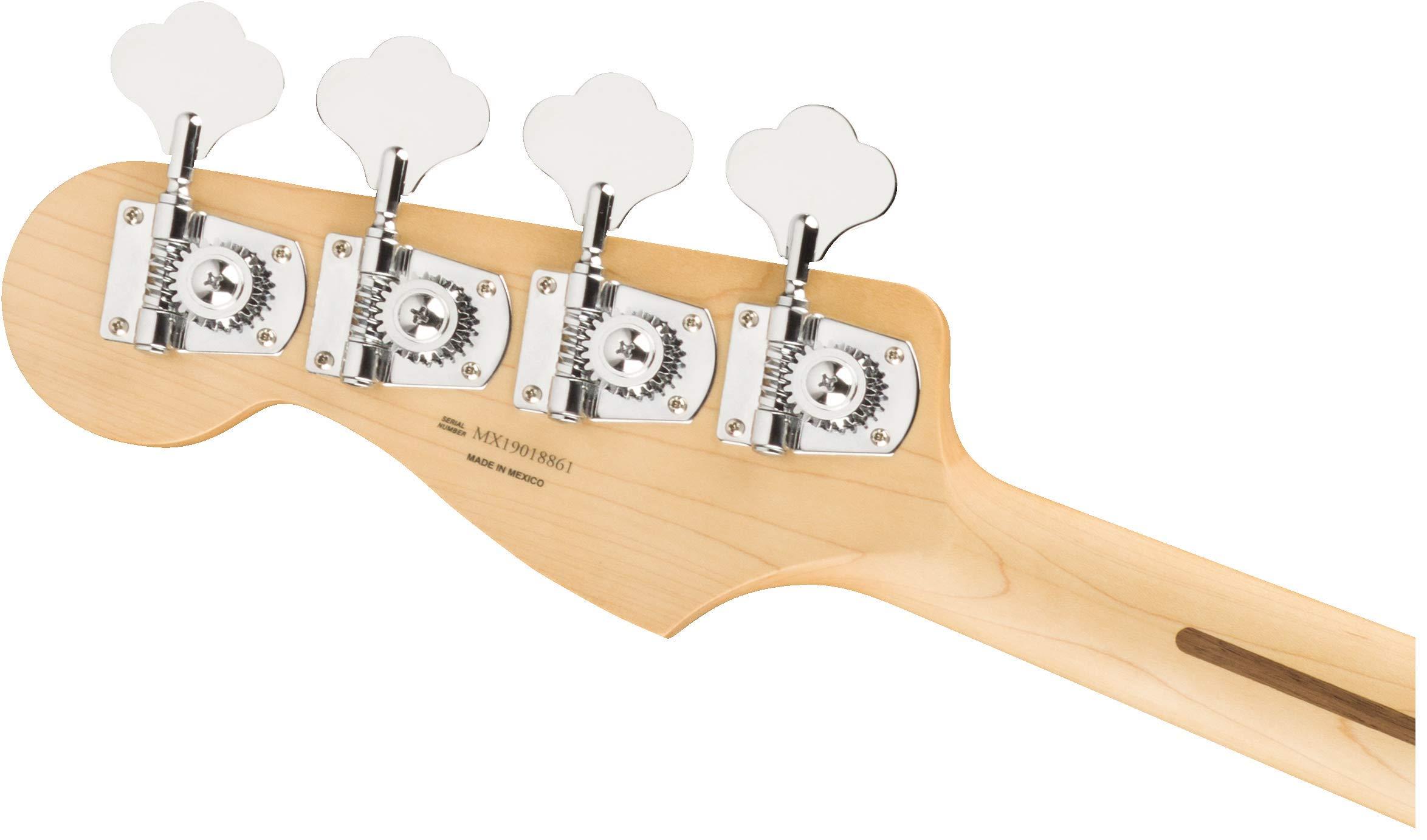 Fender Player Jazz Bass?, Pau Ferro Fingerboard, Silver
