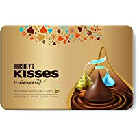 HERSHEY'S Kisses Moments Chocolate Gift Pack, 193.5