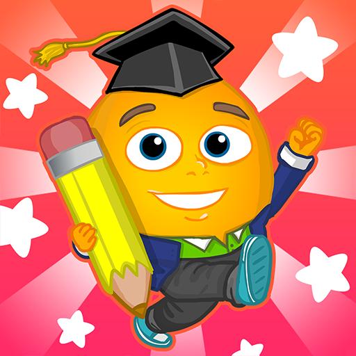Fun English: Impara inglese - Giochi di apprendimento linguistico per bambini da 3 a 10 anni, per imparare a leggere, parlare e fare lo