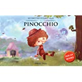 My First Pop Up Fairy Tales - Pinocchio: Pop Up Books for Children