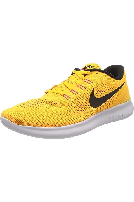 Nike - Performancefree Run CMTR 2 - Zapatillas Running Neutras - Igloo/Night Purple/Aurora Green: Amazon.es: Zapatos y complementos