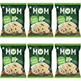 Meal of The Moment Veggie Upma Pouch, 6 x 63 g with Combo