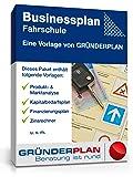 Businessplan Fahrschule von Gründerplan [Zip Ordner] -