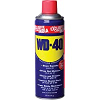 Pidilite WD 40, Multipurpose Spray, Rust Remover, Stain Remover, Degreaser, Chain Lubricant, Cleaning & Polishing, 420ml…