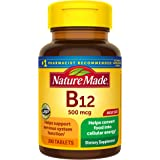 Nature Made Vitamin B-12 500 Mcg - 200 Tablets