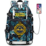 Mochila Stephen Curry para niños, mochila de jugador de baloncesto, mochila escolar, mochila de viaje, mochila para estudiant
