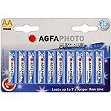 AgfaPhoto 110803951 Batteria, 10 Pezzi