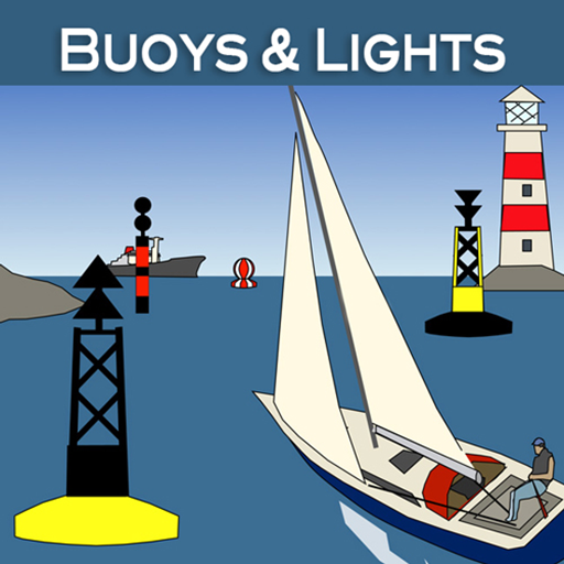IALA Buoyage & Lights for Boating & Sailing