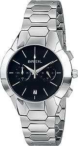 Orologio BREIL per uomo modello NEW ONE con bracciale in acciaio, movimento CHRONO QUARZO