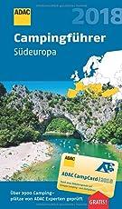 ADAC Campingführer Süd 2018: ADAC Campingführer Südeuropa 2018