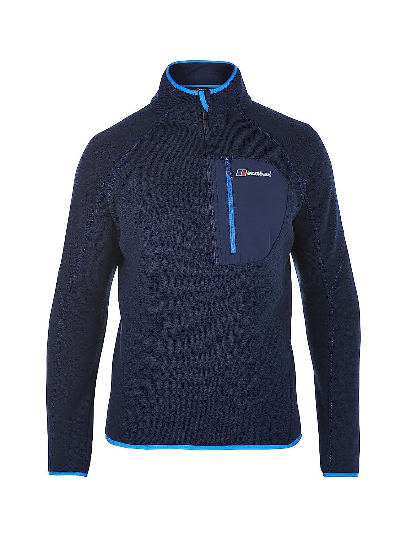 Berghaus Men's Chonzie Fleece Half Zip Fleece Jacket: Berghaus ...