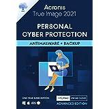 Acronis True Image 2021 – Ciberprotección personal | Copia de seguridad y antivirus integrados 250 GB |1 PC/Mac|Android/iOS |