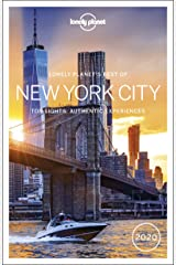 Lonely Planet Best of New York City 2020 (Travel Guide) Paperback