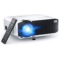 APEMAN Mini Projecteur 5000 Lumens, 1080P Supporté Portable Vidéoprojecteur Full HD, 45000 Heures Multimédia Cinéma…