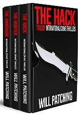 The Hack Trilogy: International Crime Thriller Books 1 - 3 (Hunter/O'Sullivan Adventures) Kindle Edition