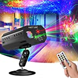 DJ Disco Party Lights, podiumverlichting, GEELIGHT LED Karaoke Strobe Perform voor podiumverlichting met afstandsbediening vo