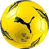 PUMA BVB Fan Ball Puma Black-Cyber Yellow 5