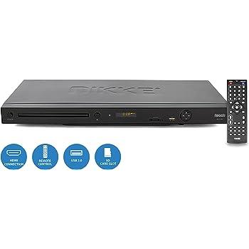 panasonic dvd s500eg k eleganter dvd player multiformat. Black Bedroom Furniture Sets. Home Design Ideas