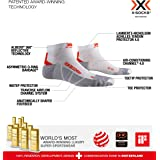 X-Socks Run Discovery Socks Calze Calza Calzini Unisex - Adulto