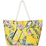 MASADA große Strandtasche wasserabweisend mit Reißverschluss